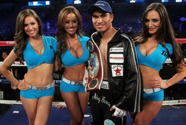 Mikey Garcia After Win
