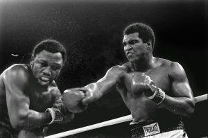 Joe Frazier, Muhammad Ali