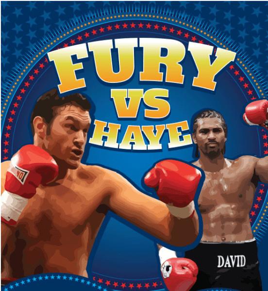 david haye vs fury