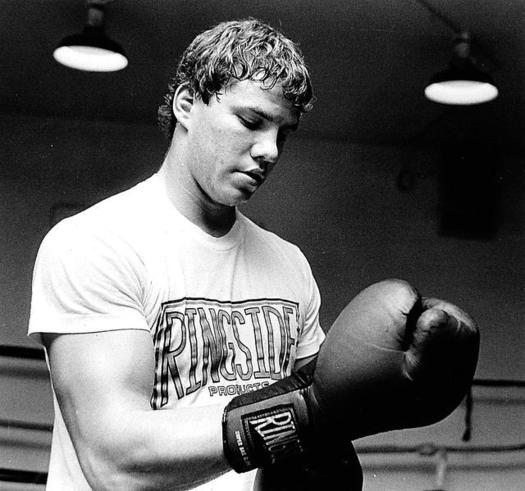 tommy morrison boxrec
