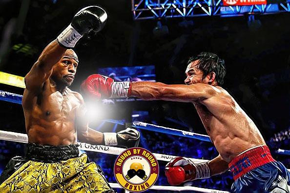 Floyd Mayweather vs Manny Paquiao el 2 de Mayo