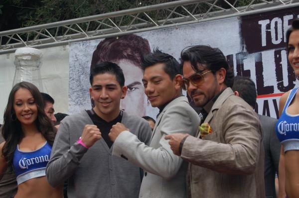 Canelo-Angulo-Gabe Rivas