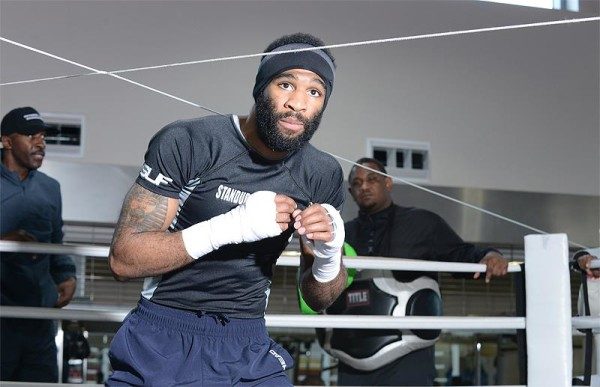 Lamont Peterson - Hogan Photos 3