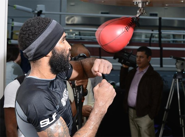 Lamont Peterson - Hogan Photos