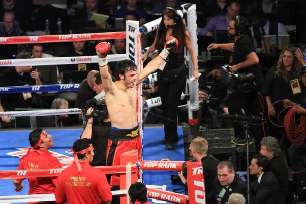 Chavez Wins - Jr. Barron
