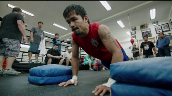 Manny Pacquiao - Screenshot