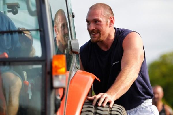 Tyson Fury Media Session - Paul Thomas - Getty Images8