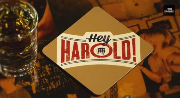 Hey Harold