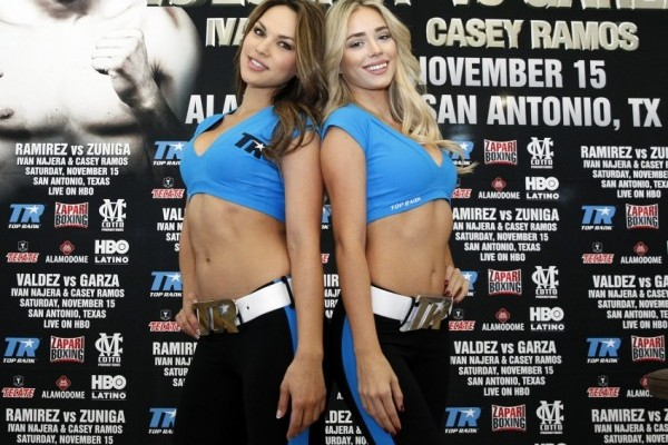 14 Beautiful Boxing Ring Girls That You Should Follow on IG