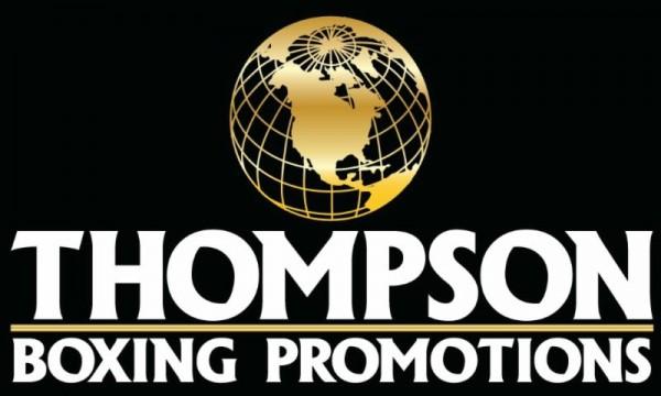 Thompson Boxing Logo