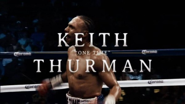 Keith Thurman SCreenshot