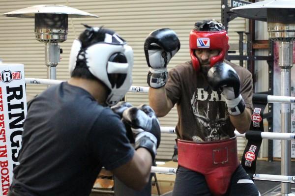 Robert Guerrero Training (2)