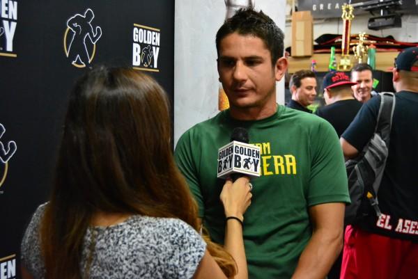Herrera vs. Lundy Media Day - Ismael Gallardo RBRBoxing (6)
