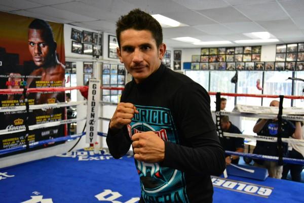 Herrera vs. Lundy Media Day - Ismael Gallardo Westide Boxing (9)
