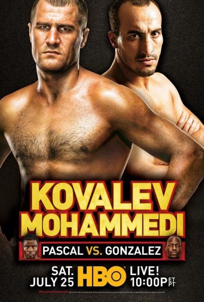 Kovalev-Mohammedi