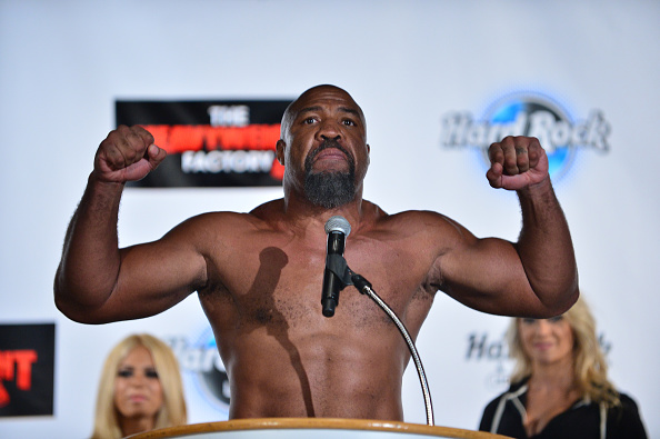 Shannon Briggs vs Mike Marrone Press Conference At Paradise Live
