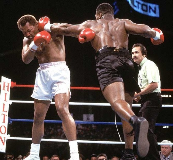 Flashback Friday Quot Iron Quot Mike Tyson Vs Pinklon Quot Pinky Quot Thomas Round By Round Boxing