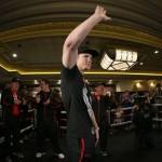 Video | Watch Canelo Alvarez vs. Amir Khan Grand Arrivals