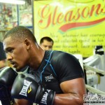 Jacobs vs. Quillin: Jacobs, Hardy & Foreman Brooklyn Media Workouts