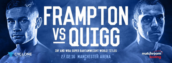 Frampton vs. Quigg
