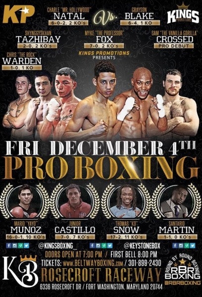 Kings Promotions Poster