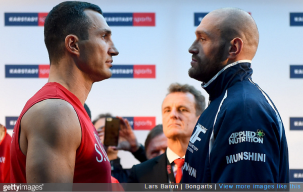 Klitschko Fury - Lars Baron - Bongarts - Getty Images 3