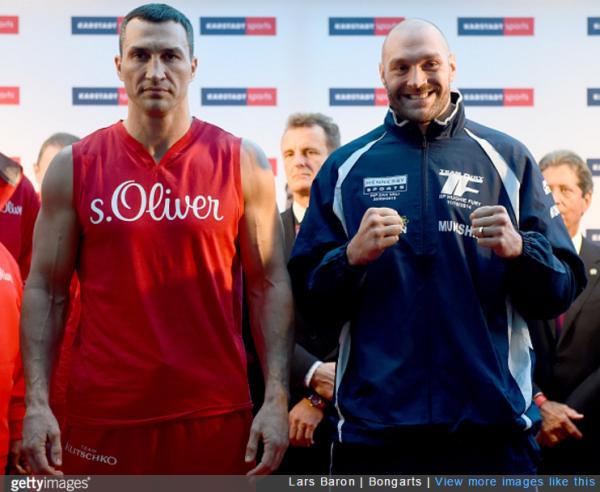 Klitschko Fury - Lars Baron - Bongarts - Getty Images 4