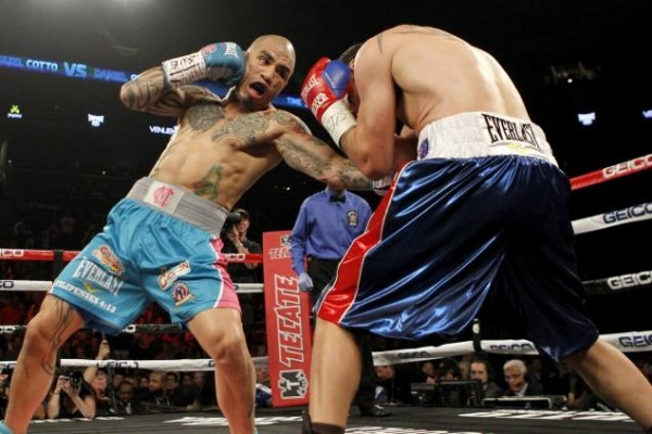Cotto returns to boxing, takes on Kamegai for WBO belt