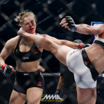 Former Boxing Champ Holly Holm KOs Ronda Rousey