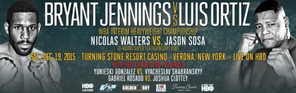 Jennings vs. Ortiz