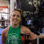 "Hardy vs. Vincent: Heather ""The Heat"" Hardy Media Day Workout [Video]"