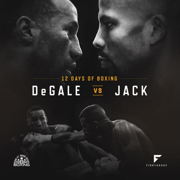 James DeGale vs. Badou Jack
