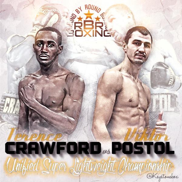 Terence Crawford vs. Viktor Postol - Keystone