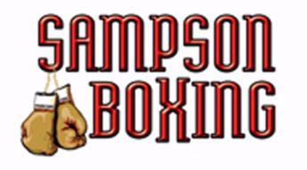 Sampson Boxing Logo 2