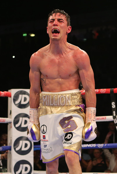Anthony Crolla - Dave Thompson Getty Images Europe