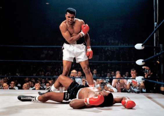 Muhammad Ali - Neil Leifer for Sports Illustrated