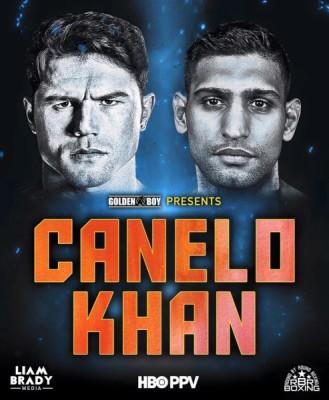 Canelo-Khan
