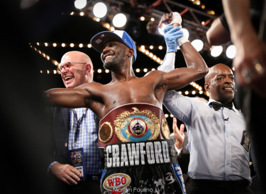 Terence Crawford vs. Hank Lundy - Marilyn Paulino (10)