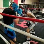 Video | Dusty Hernandez-Harrison in Camp with Canelo