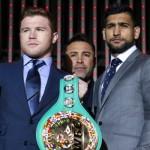Oscar De La Hoya Shares Thoughts on  Canelo vs. Khan