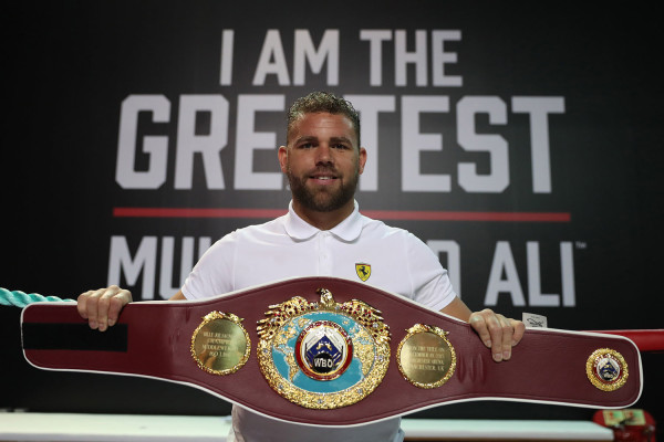 Billy Joe Saunders - Richard Pelham