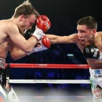 Oscar Valdez Dominates and Stops Gradovich in 4