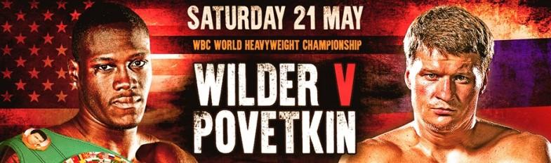 Wilder vs. Povetkin
