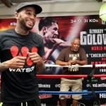 Video   Dominic Wade Believes He Has the Power to KO Golovkin!