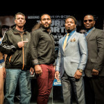 Keith Thurman Aiming to KO Shawn Porter in June 25 Bout