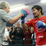 Photo Gallery | Manny Pacquiao Wild Card Media Day