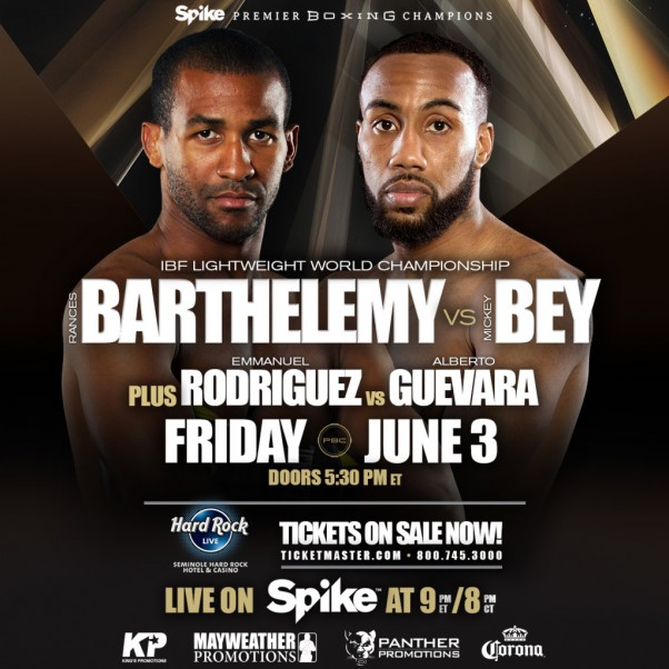 Barthelemy vs. Bey