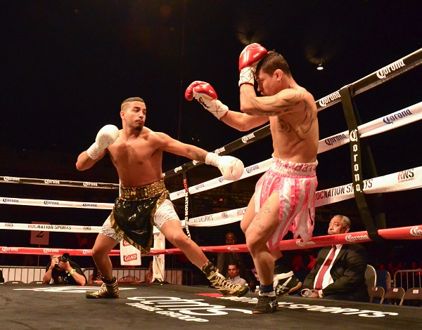 Junior Younan - Brant Wilson RBRBoxing (2)