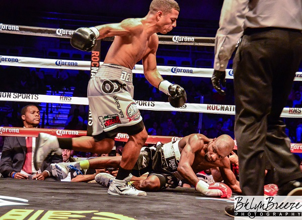 Orlando Del Valle vs. Thomas Snow - Brant Wilson RBRBoxing (2)