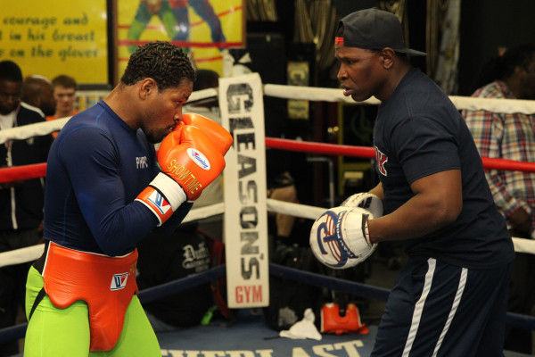 Porter Celebrity Sparring Session_Training camp_Ed Diller _ Premier Boxing Champions2
